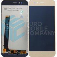 Xiaomi Mi 5X/ A1 LCD + Touchscreen Complete - Gold