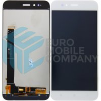 Xiaomi Mi 5X/ A1 LCD+Touchscreen Complete - White