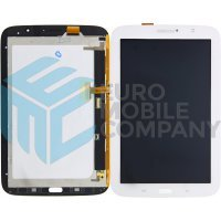 Samsung Galaxy 8.0 GT-N5110 N5100 LCD Complete - White