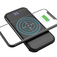Durata Slim Power Pocket Powerbank + Wireless Charger 8000 mAh DR-PBW08