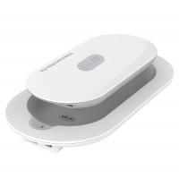 Durata Combo Wireless Charging + Powerbank 5000mAh (DR-PB01)